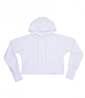 Mantis Ladies Cropped Hoodie (garment & printing / M140)