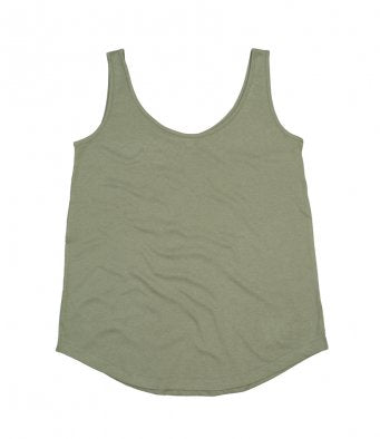 Mantis Ladies Loose Fit Vest (garment & printing / M92)