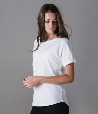Mantis Ladies Sweat T-Shirt (garment & printing / M122)