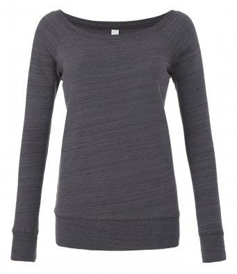 Wide Neck Sweatshirt (Garment & printing / BL7501)