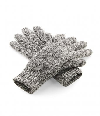 Beechfield Classic Thinsulate™ Gloves (garment & printing / BB495)