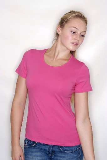 Fruit of the Loom Lady Fit T-Shirt (garment & printing / SS71)