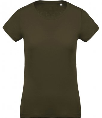 KARIN - Kariban Ladies Organic Crew Neck T-Shirt (Garment & printing / KB391)