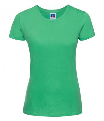 Russell Ladies Lightweight Slim T-Shirt (garment & printing / 155F)