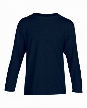2018 Peak Assault Kids Long Sleeve Wicking T-shirt (GD121B)