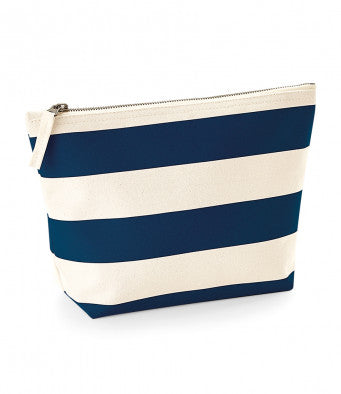 Westford Mill Nautical Accessory Bag (bag and printing / W684)