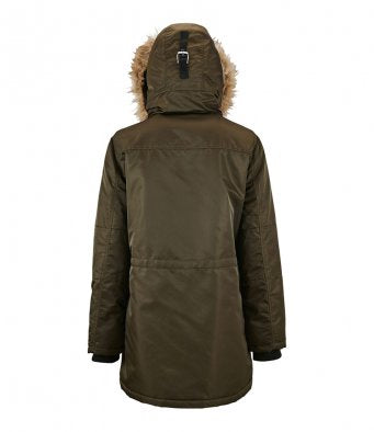 SOL'S Ladies Ryan Parka Jacket (garment & printing / 02107)