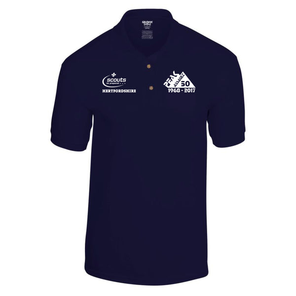 Anniversary Peak Assault Unisex Polo Shirt