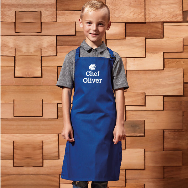 Child Chef Apron (Personalised)
