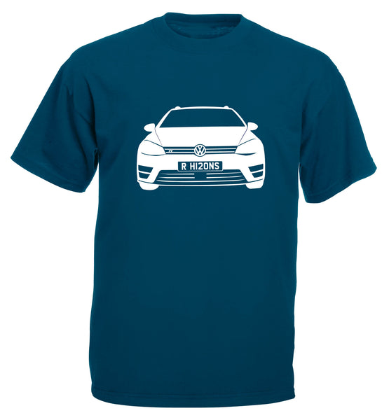 'Custom' Car T-shirt