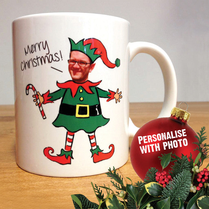 'Elf Yourself' Mug