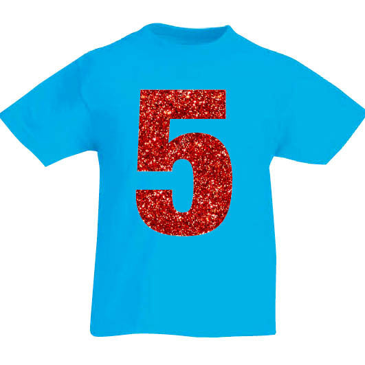 Number Shirts