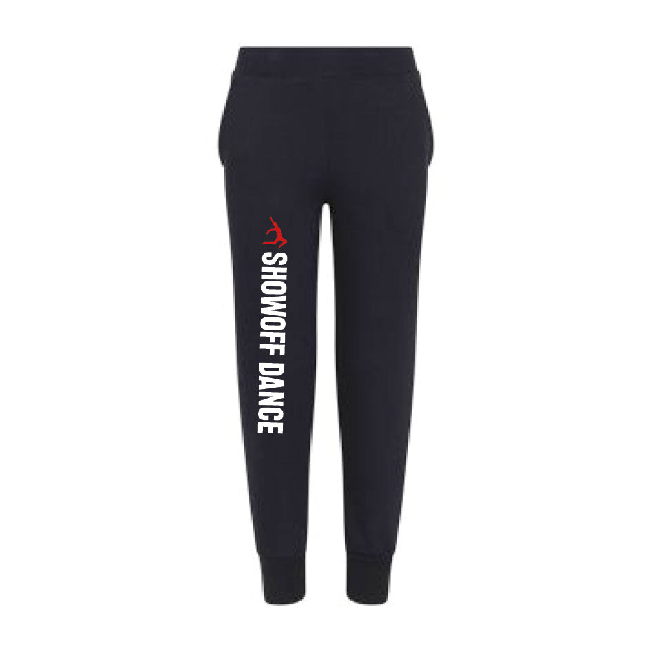 JH074B / AWD Kids Tapered Track Pants