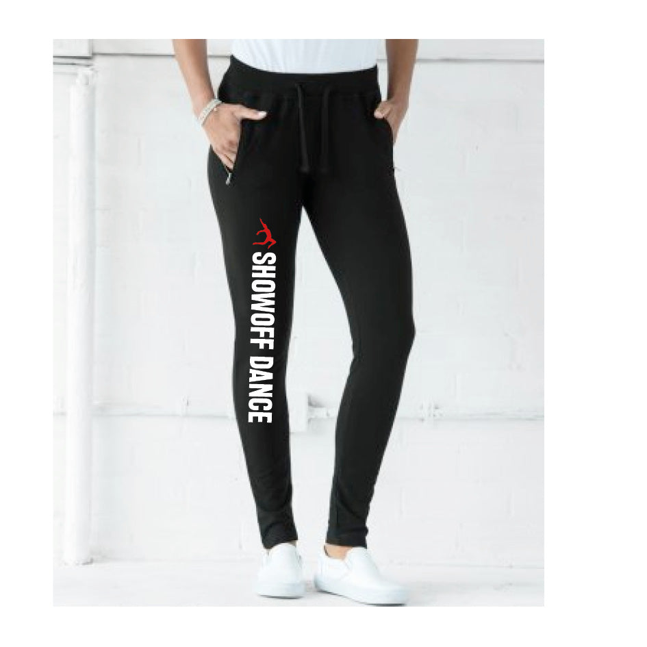JH077 / Bernie's AWD Girlie Tapered Track Pants