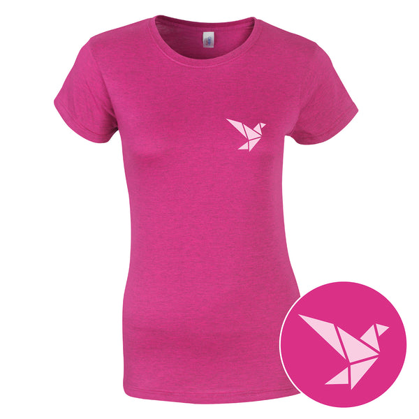 Bird - Origami Animal T-shirt