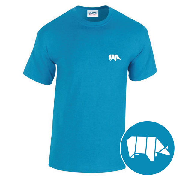 Polar Bear - Origami Animal T-shirt