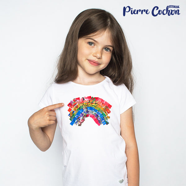 'Thank You' to the Keyworkers Organic Childs T-shirt