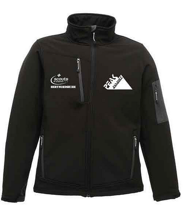 Peak Assault Unisex Soft Shell