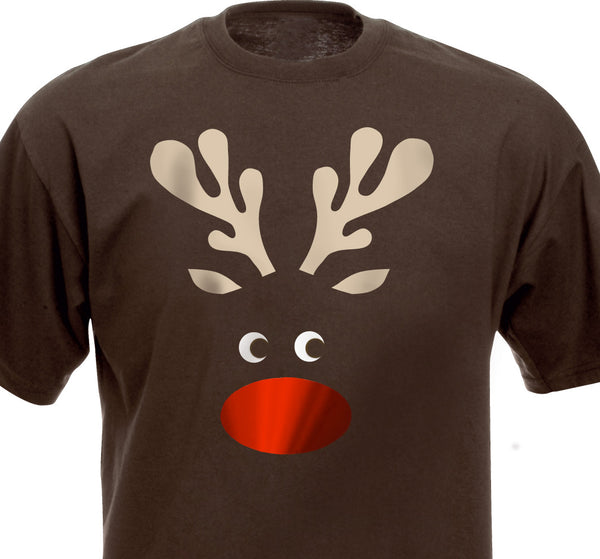 Shiny Nosed Rudolph T-shirt