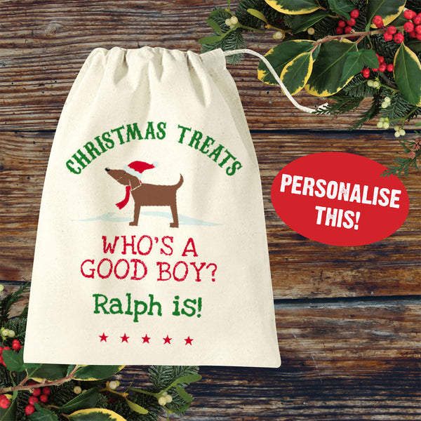 Personalised Santa Sack - Trade