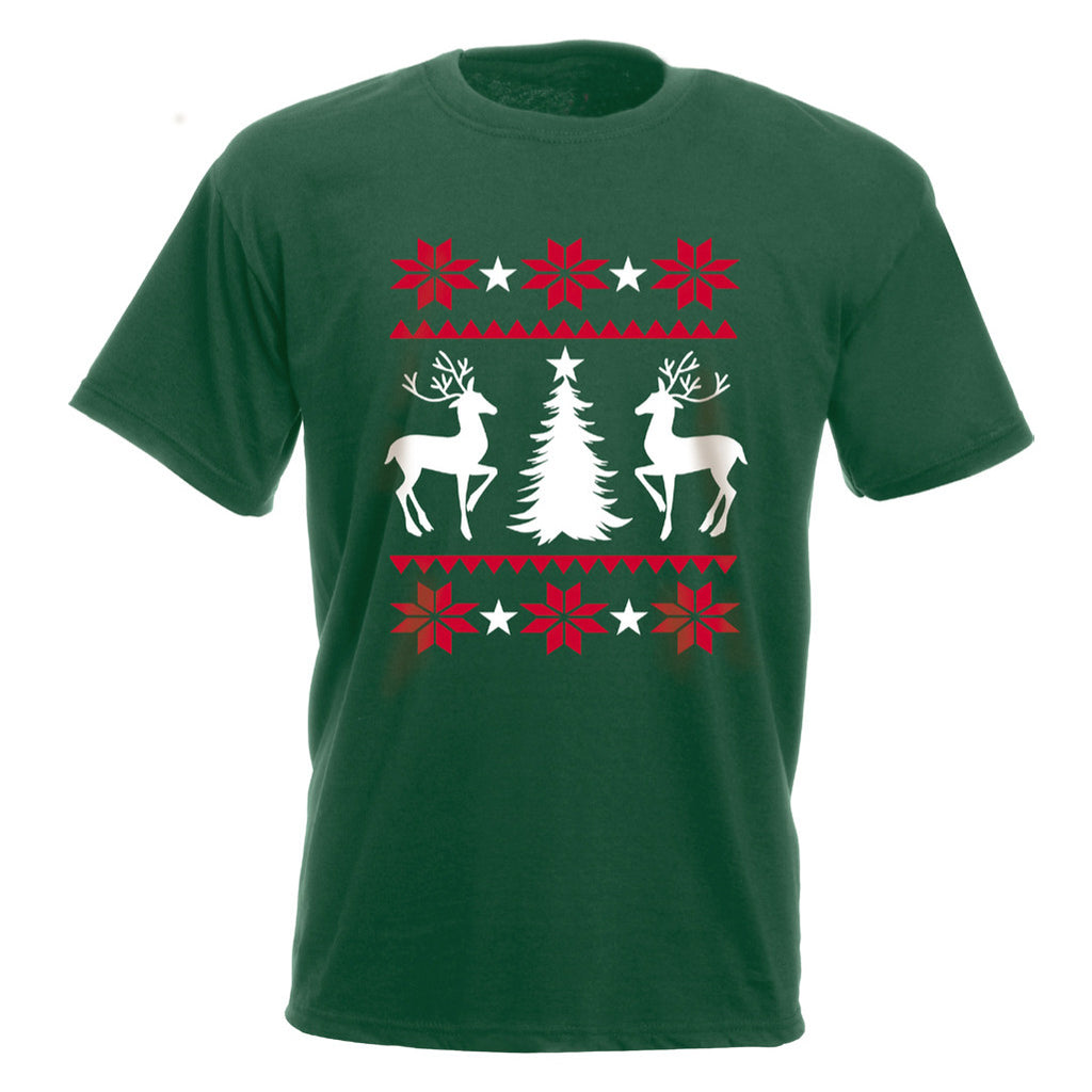 Traditional Christmas T-shirt