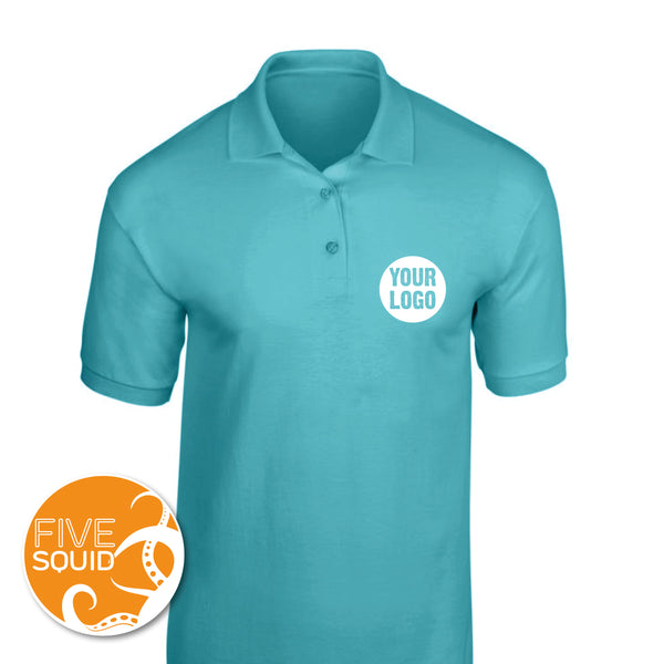 Bespoke Printed Polo Shirt