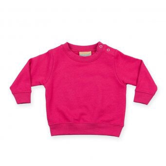 Larkwood Baby/Toddler Sweatshirt (garment and single-sided print  / LW06T