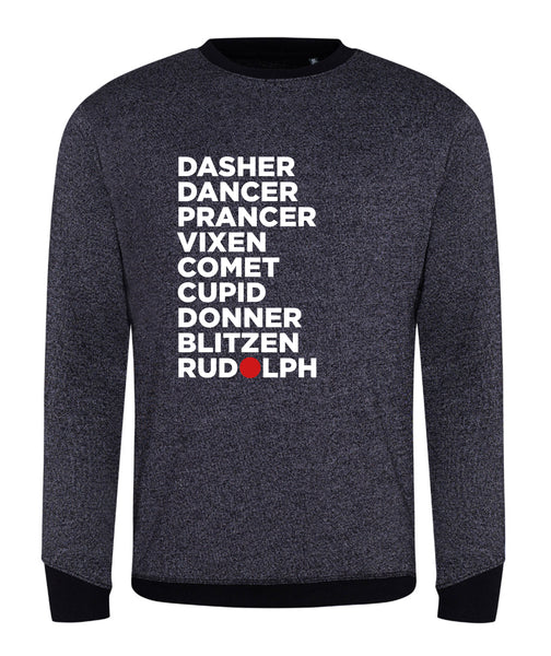 Reindeer Name Sweatshirt