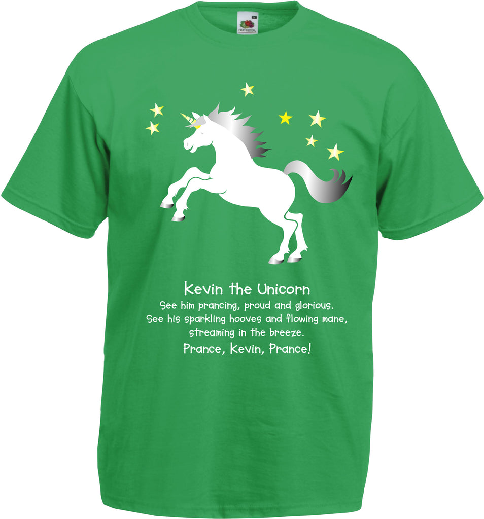 Kevin the Unicorn T-shirt
