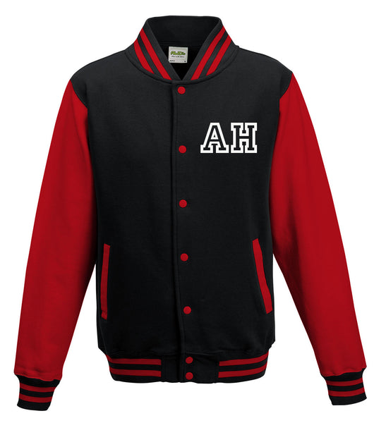 Personalised Glitter Varsity Jacket - Kids