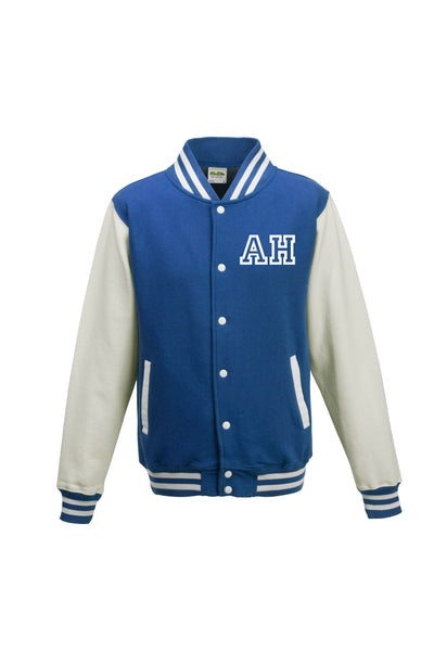 Personalised Glitter Varsity Jacket - Adult