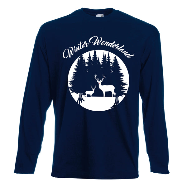 Winter Wonderland Long-sleeve T-shirt