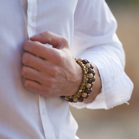 Guide For Wearing Men's Bracelets - Part II Functional Wristwear