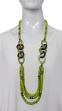 "Collier ""Lime"" -2263 