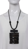 "Collier ""Noir"" -428 