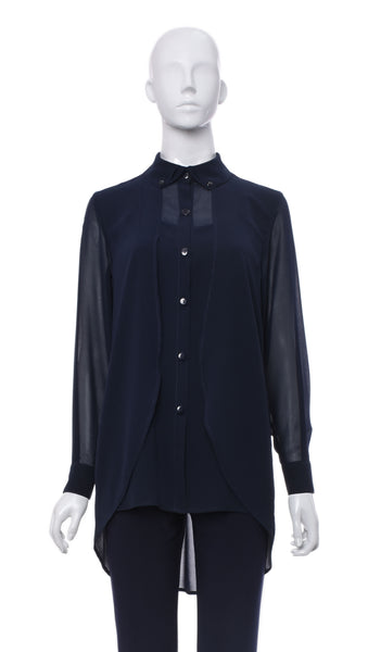 "Blouse Ample ""Marine"" -BL82R 