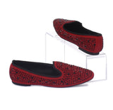 "Mocassins ""Rouge"" -SHEM1054 
