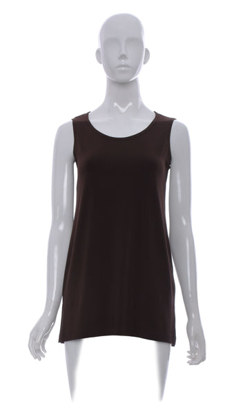 "Cami ""Choco"" Bretelle Large de Base -CL880B 