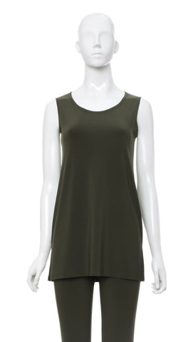 "Cami ""Olive"" Bretelle Large de Base -CL880B 