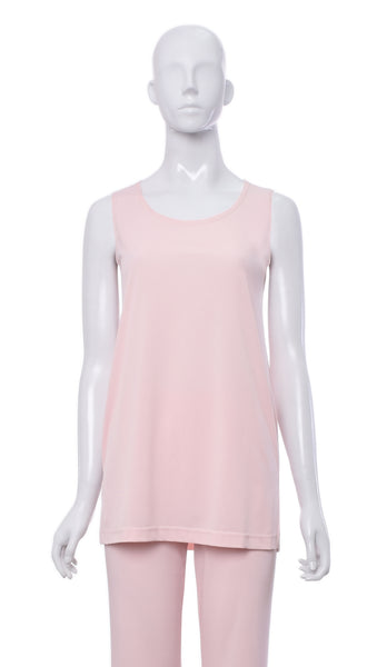 "Cami ""Poudre"" Bretelle Large de Base -CL880B 