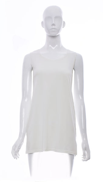 "Cami ""Crème"" Bretelle Large de Base -CL880B 