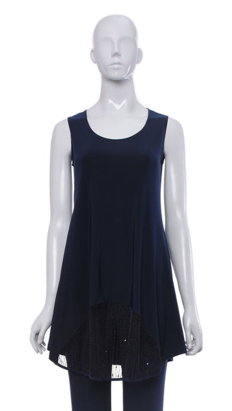 "Cami ""Midnight"" avec Filet -CL889R 