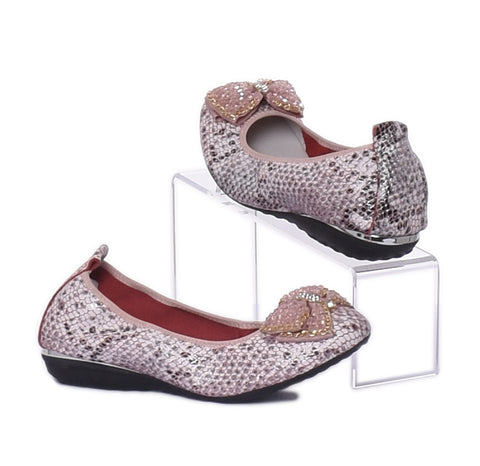 "Chaussure ""Rose"" 