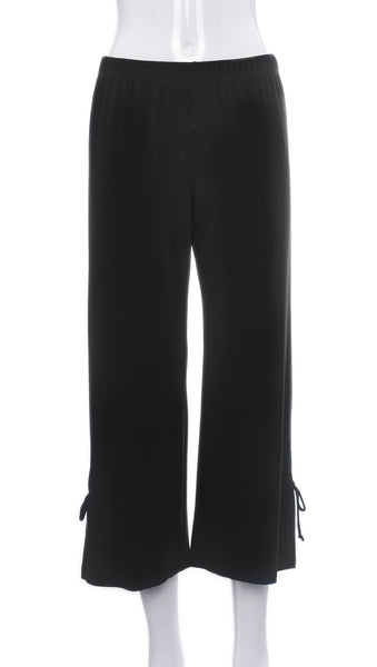 "Pantalon Court ""Noir"" -PC101B 