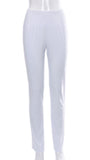 "Pantalon ""Blanc"" de Base -PT756B 
