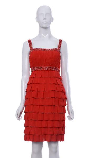 "Robe ""Rouge"" -RTD019 