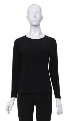 "Haut ""Noir"" de Base -TO847B 
