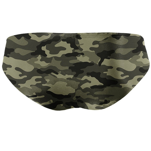Camo speedo army