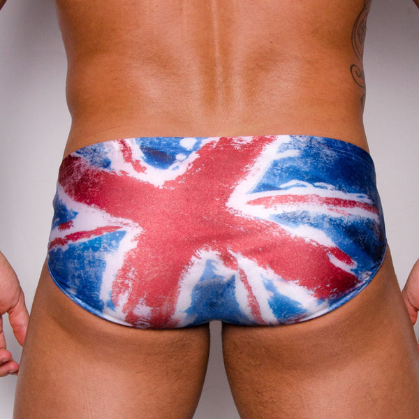 Union jack speedo