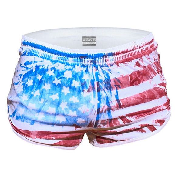 USA swim short